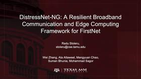 DistressNet-NG:  A Resilient Broadband Communication and Edge Computing Infrastructure for FirstNet Thumbnail