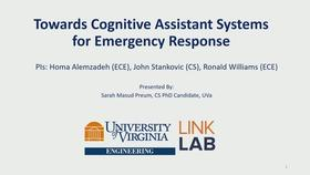 Towards Cognitive Assistant Systems for Emergency Response Thumbnail