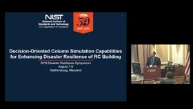 Decision-Oriented Column Simulation Capabilities for Enhancing Disaster Resilience of Reinforced Concrete Buildings: 2019 Disaster Resilience Symposium (Group Presentation) Thumbnail