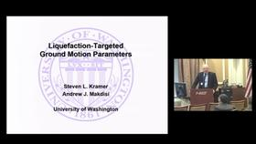 Liquefaction-Targeted Ground Motion Parameters: 2019 Disaster Resilience Symposium Thumbnail
