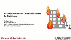 An Infrastructure-Free Localization System for Firefighters_Carnegie Mellon Thumbnail
