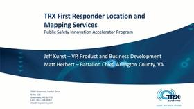 First Responder 3D Mapping_TRX Thumbnail