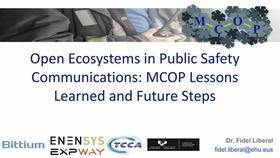 Open Ecosystem in Public Safety Communications Thumbnail