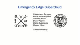 Emergency Edge Supercloud_Cornell Thumbnail