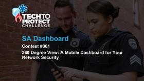 Tech to Protect Challenge - SA Dashboard - Beam Reach