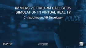 Immersive Ballistic Simulation in Virtual Reality_On-Demand