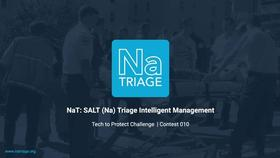 Tech to Protect Challenge - NaT: SALT (Na) Triage (T) Intelligent Assistant