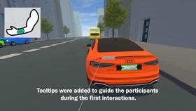 Simulating Next-Generation User Interfaces for Law Enforcement Traffic Stops